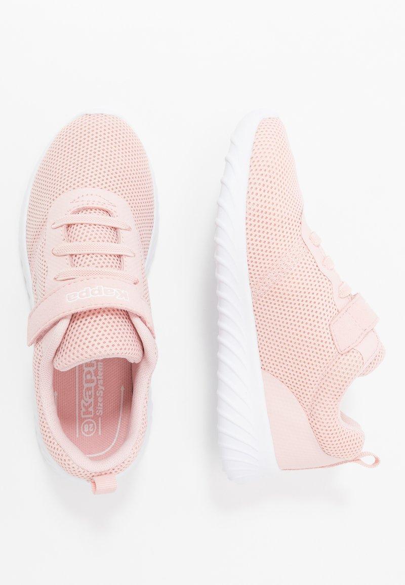 Kappa - CES  - Sportovní boty - rosé/white