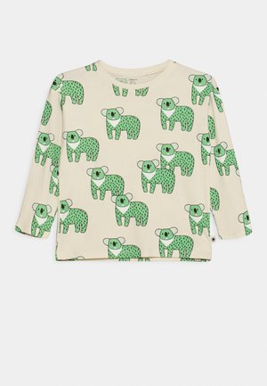 MINI KOALA UNISEX - Long sleeved top - light beige