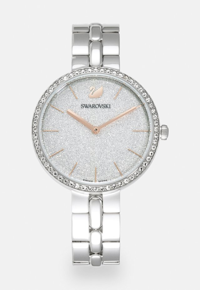 COSMOPOLITAN - Horloge - silver-coloured