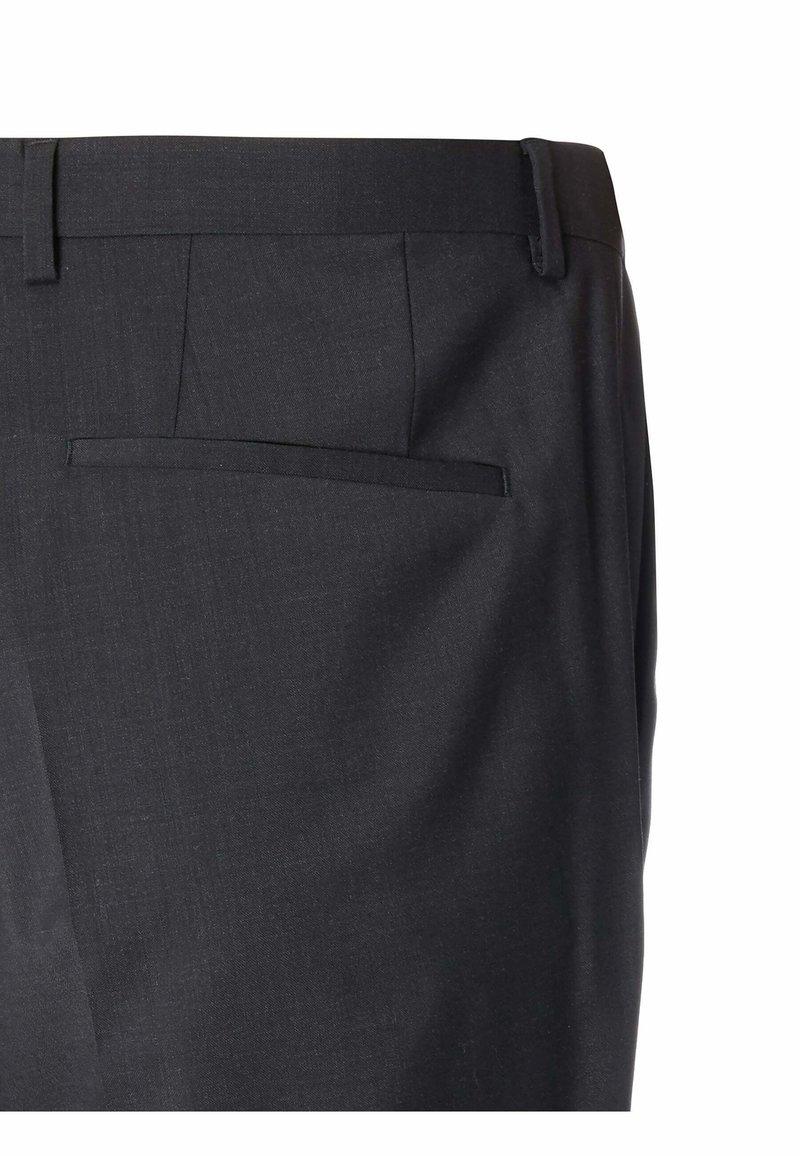HUGO - Suit trousers - anthrazit