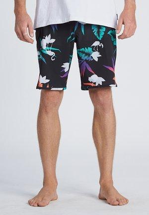 SUNDAYS LAYBACKS - Swimming shorts - black