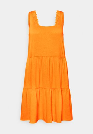 VMALICE SHORT DRESS  - Day dress - saffron