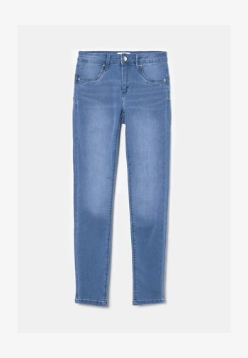 PUSH-UP  - Jeans Skinny Fit - blue