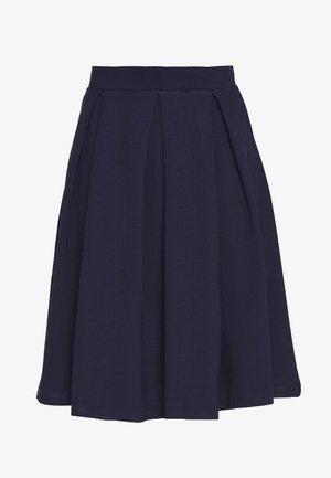 A-line skirt - maritime blue