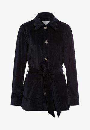 JOY ANN - Short coat - navy blue