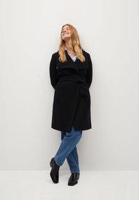 Violeta by Mango - ROSI7 - Classic coat - schwarz - 1