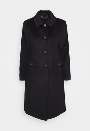 COAT FLAP  - Classic coat - regal navy