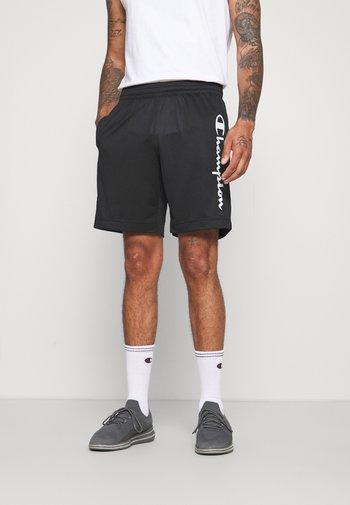BERMUDA - Pantaloncini sportivi - black