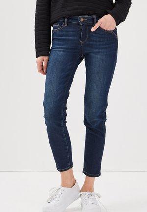 Slim fit jeans - raw denim