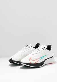 Nike Performance - ZOOM GRAVITY 2 - Zapatillas de running neutras - summit white/clear/black/oracle aqua - 2