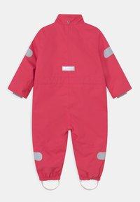 Reima - OVERALL MARTE MID UNISEX - Snowsuit - azalea pink - 2