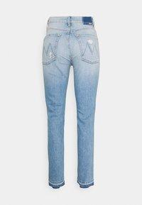 Mother - HIKER HOVER UNDONE - Straight leg jeans - light blue - 1