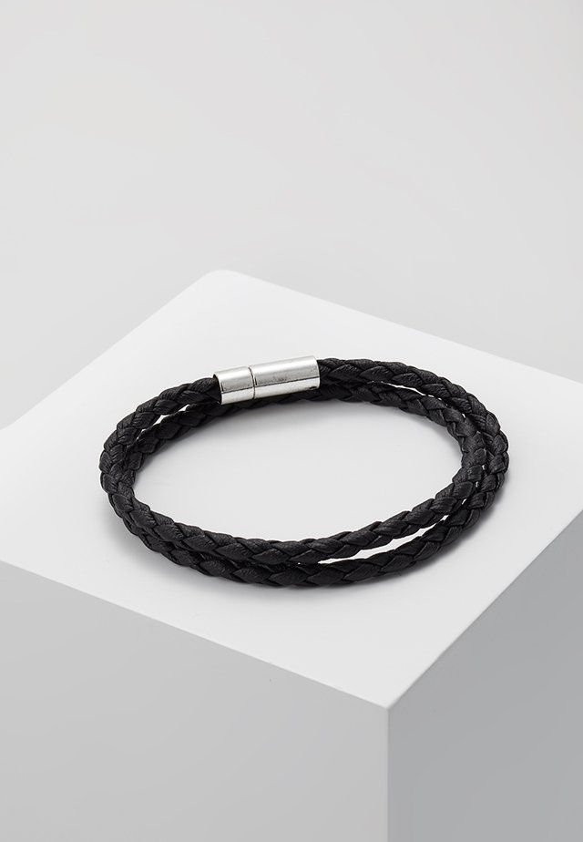 FACE THE WRAP - Bracelet - black