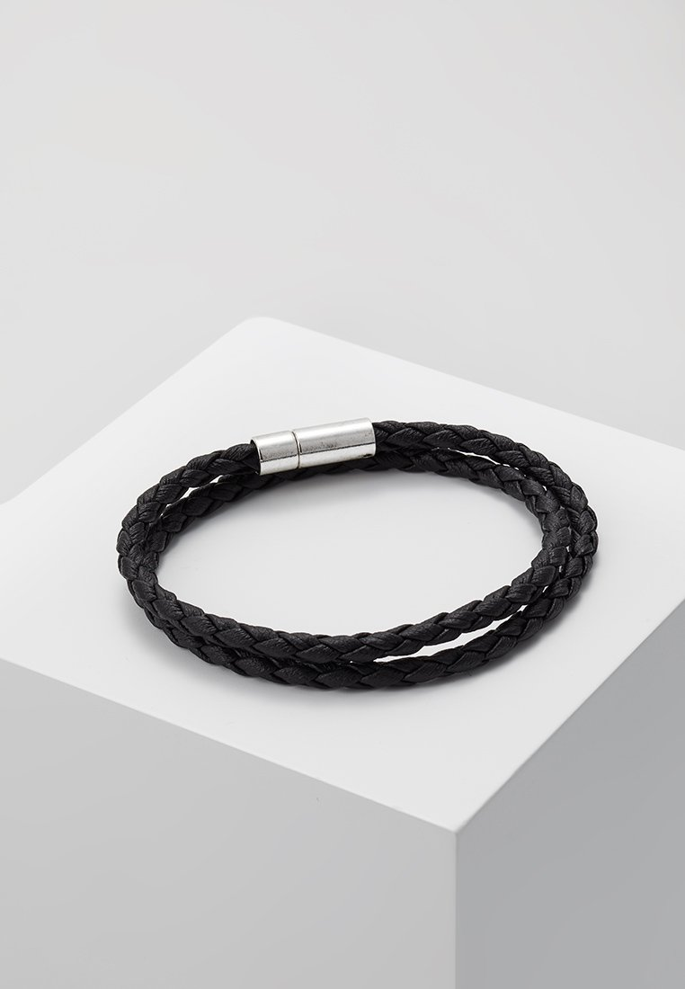 Icon Brand - FACE THE WRAP - Bracciale - black