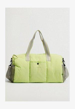 Sportovní taška - limoen