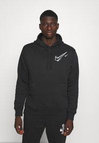 Nike Sportswear - SOS HOODIE  - Felpa con cappuccio - black - 0