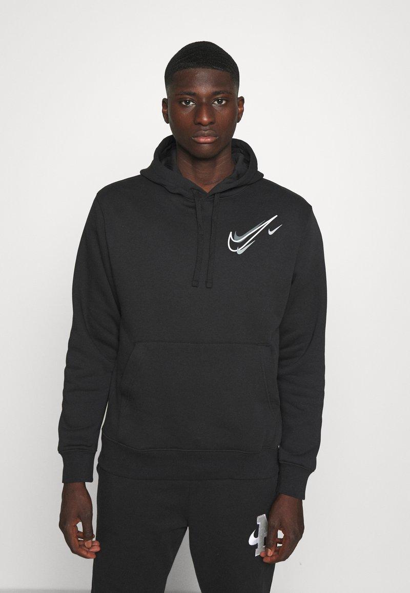 Nike Sportswear - SOS HOODIE  - Felpa con cappuccio - black