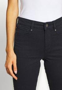 G-Star - 4311 MOTO HIGH STRAIGHT WMN - Straight leg jeans - mazarine blue - 3