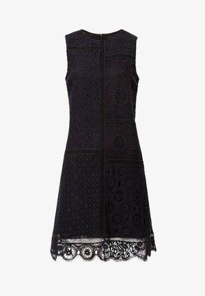 MADRID - Sukienka dzianinowa - black