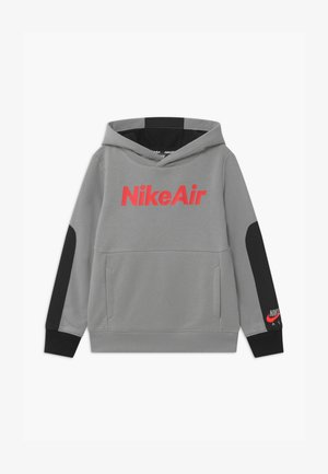 AIR - Felpa con cappuccio - smoke grey