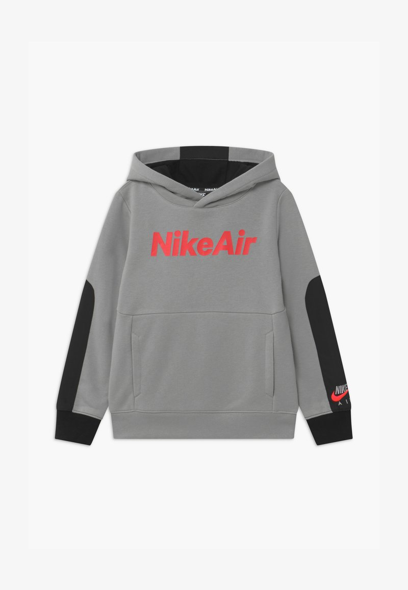 Nike Sportswear - AIR - Mikina skapucí - smoke grey