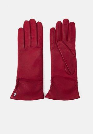 REGINA - Gloves - classic red