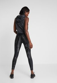 Nike Performance - SPEED - Tights - black/silver - 2
