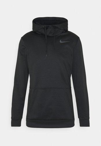 Jersey con capucha - black/dark grey