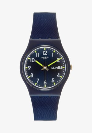 SIR BLUE - Watch - blue