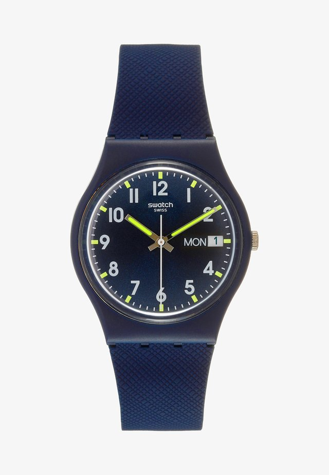 SIR BLUE - Orologio - blue