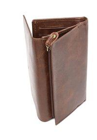 Leabags - CLEVELAND - Wallet - brown - 4
