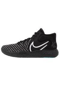 Nike Performance - KD TREY 5 VIII  - Basketball shoes - black/white/aurora/smoke grey - 0