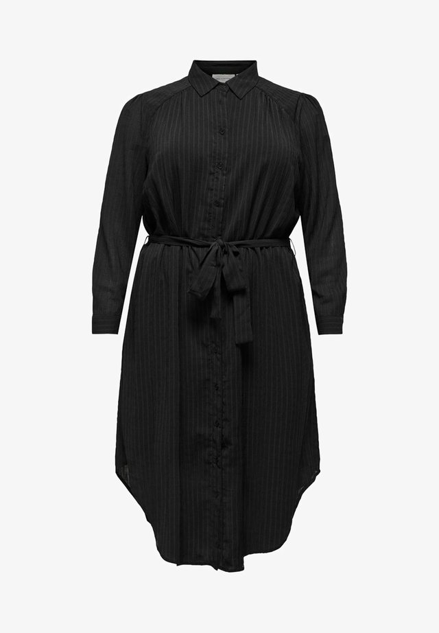 CURVY  - Shirt dress - black