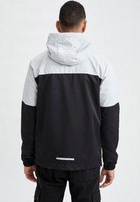 DeFacto Fit - Training jacket - grey - 2