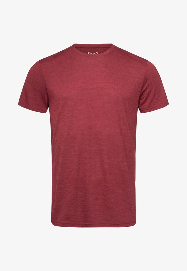 EVERYDAY TEE - Basic T-shirt - red