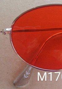 Icon Eyewear - OLSEN - Sunglasses - gold/red - 4