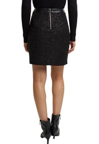 Esprit - Mini skirt - black - 3