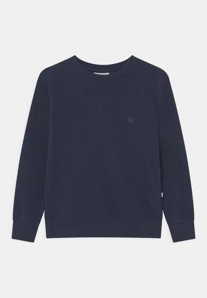 OUR JOY CREW  - Sweatshirt - navy