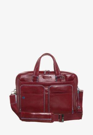 BLUE SQUARE - Briefcase - rosso