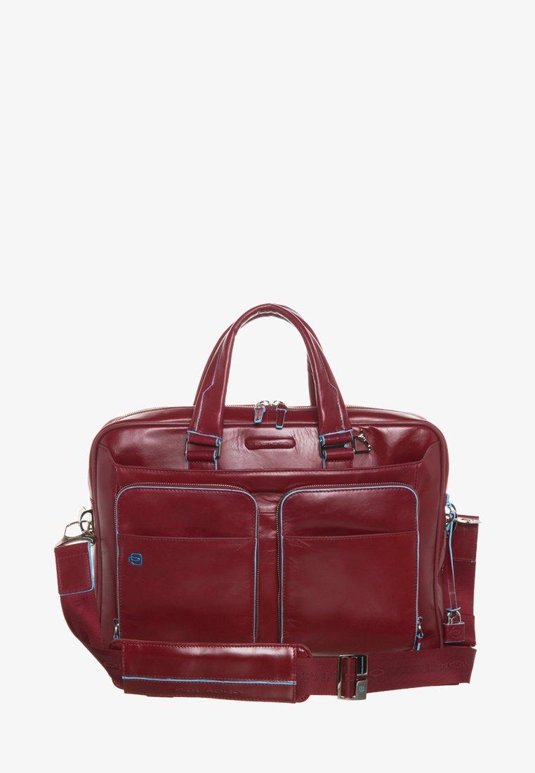 Piquadro - BLUE SQUARE - Briefcase - rosso