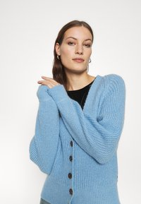 Fabienne Chapot - STARRY CARDIGAN - Cardigan - ice blue - 3