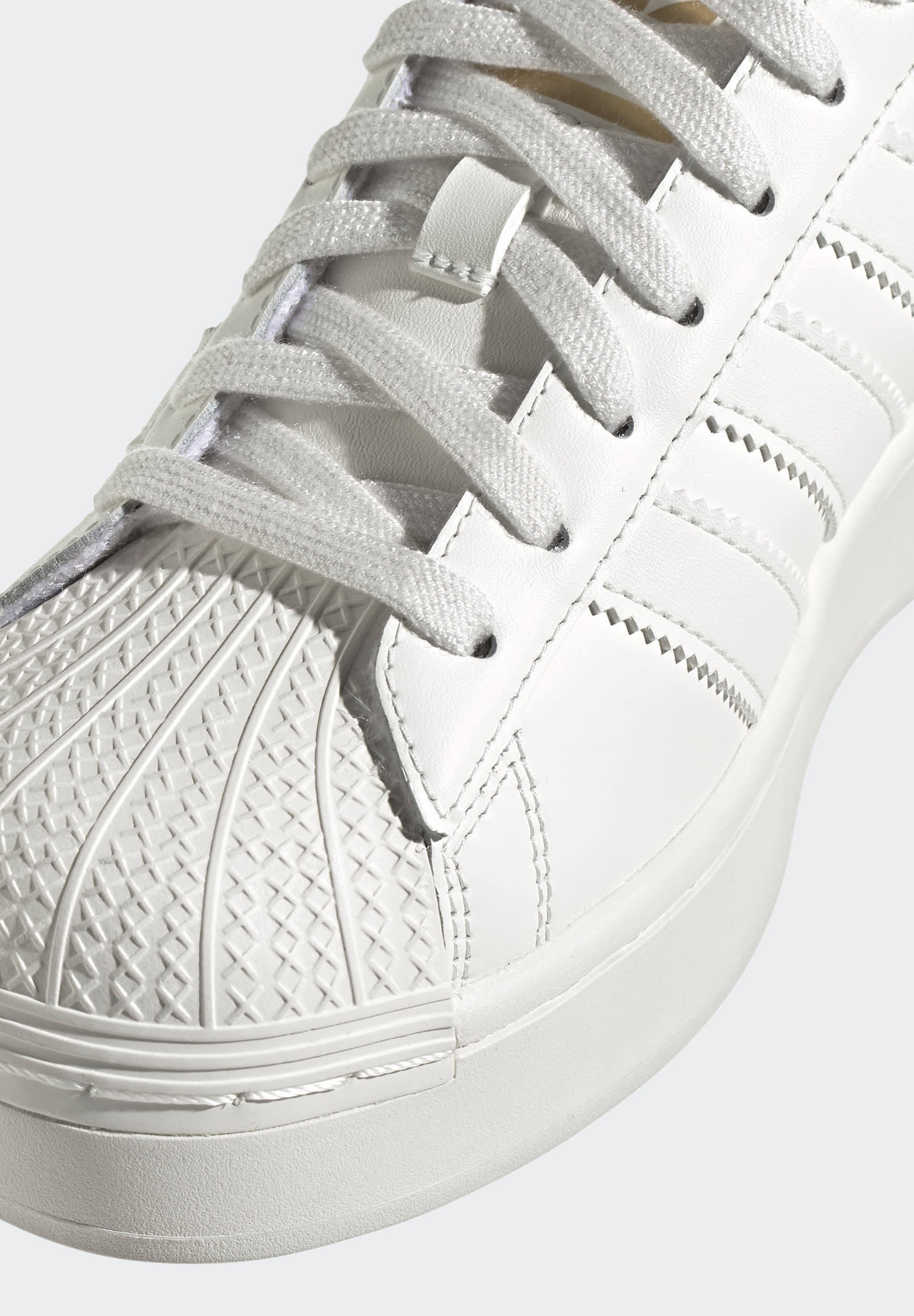 Adidas Originals Superstar Sports Inspired Shoes - Sneaker Low Cwhite/cwhite/goldmt/offwhite
