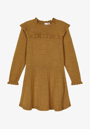 Jumper dress - medal bronze