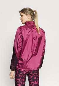 Under Armour - RECOVER SHINE  - Training jacket - polaris purple - 2