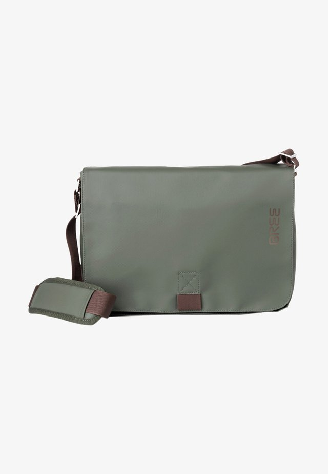 PUNCH 62  - Sac bandoulière - green
