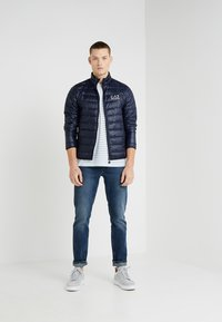 EA7 Emporio Armani - Down jacket - dark blue - 1