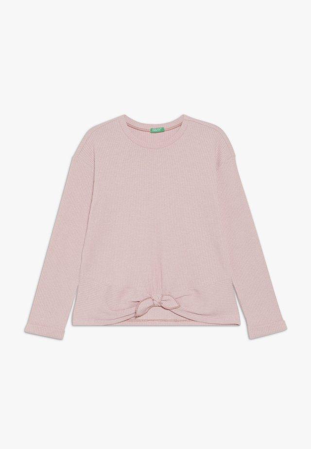 LONG SLEEVES - Pitkähihainen paita - light pink