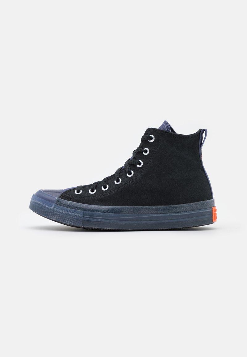 Converse - CHUCK TAYLOR ALL STAR CX UNISEX - High-top trainers - black/steel/wild mango