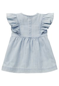 Noppies - Day dress - light blue denim - 1