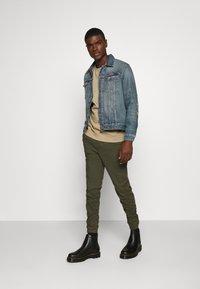 Nudie Jeans - JERRY - Denim jacket - light blue denim - 1